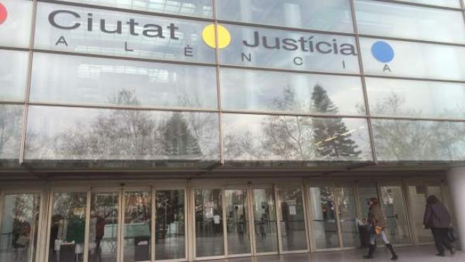 Ciutat de la Justícia de València