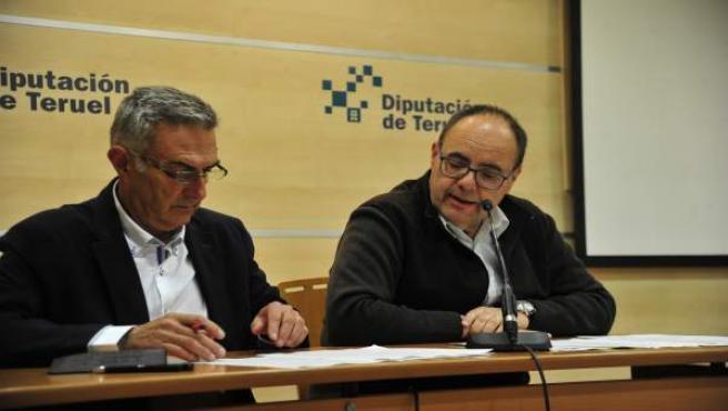 José Ramón Morro y José Luis López.