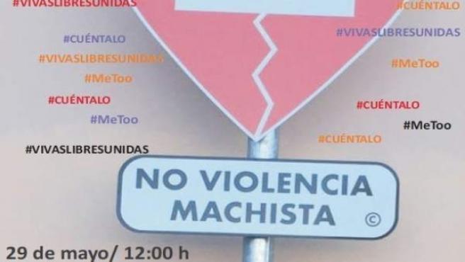 Concentración contra violencias machistas