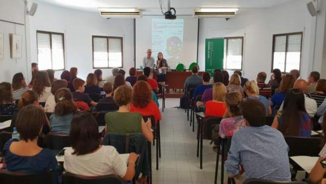 Educación.- El Centro de Profesorado muestra las experiencias educativas innovadoras de colegios e institutos