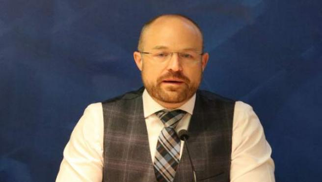 Alejandro Ruiz, secretario de Organización de Ciudadanos en Castilla-La Mancha