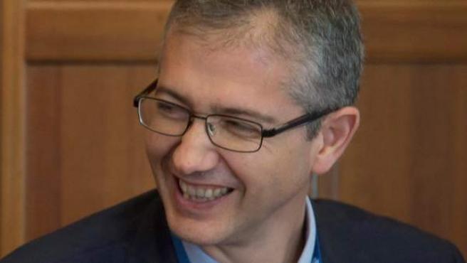 Pablo Hernández de Cos, en una imagen de 2017.