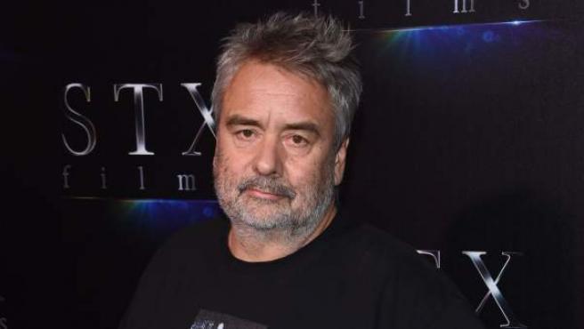 El director francés Luc Besson.