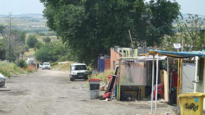 Sector 6 de la Cañada Real.