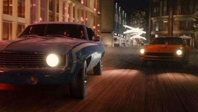 'Miami Street' es un sencillo juego de carreras para Windows 10.
