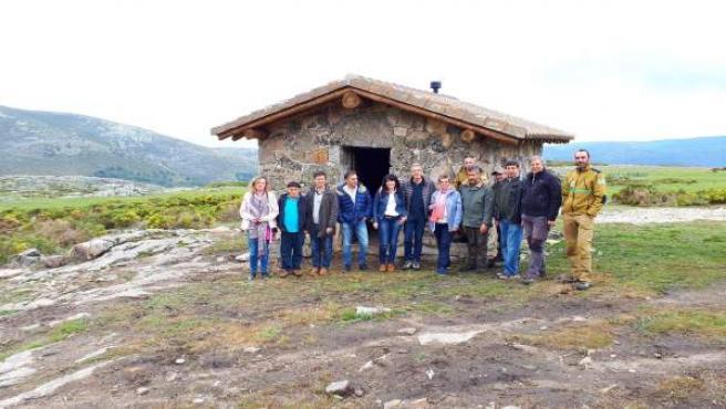 Visita a la reserva de Gredos
