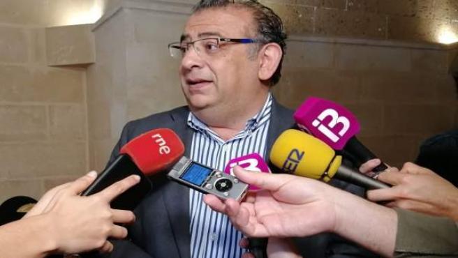 Alcalde de Calvià, Alfonso Rodríguez