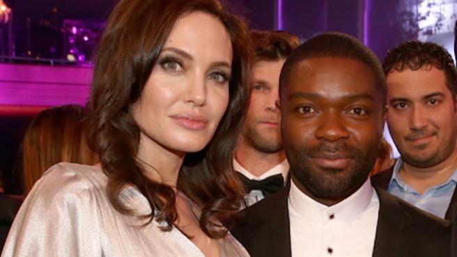 Angelina Jolie y David Oyelowo serán los padres de Peter Pan y Alicia