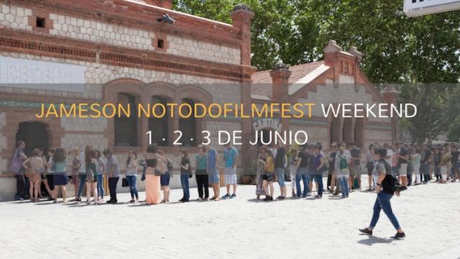 Cortos, fracasados y 'notas': comienza el Notodofilmfest Weekend