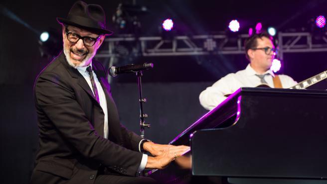 El jazz se abre camino: Jeff Goldblum publicará su primer álbum el año que viene