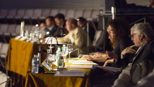 Jurado del Concurso Internacional de Canto de Ópera de Tenerife
