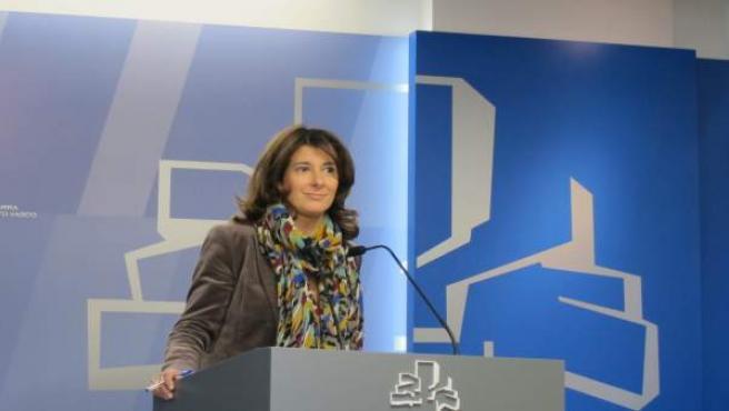 Laura Garrido (Foto Archivo)