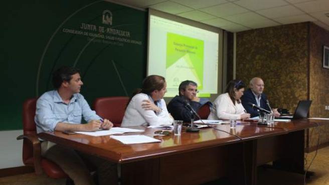 Consejo Provincial del Mayor en Cádiz
