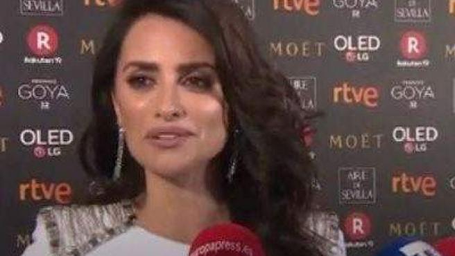 Penélope Cruz será la madre de Banderas en su próxima película.