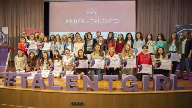 Clausura Talent Girl