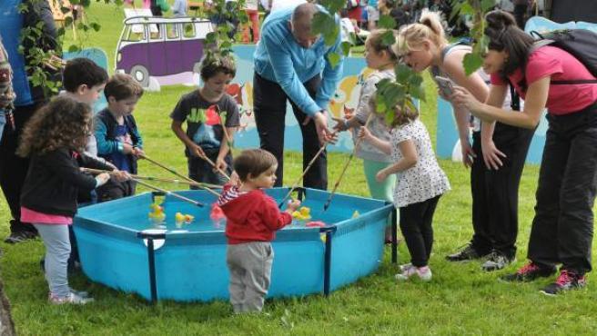 Fiesta del Agua (Foto archivo)