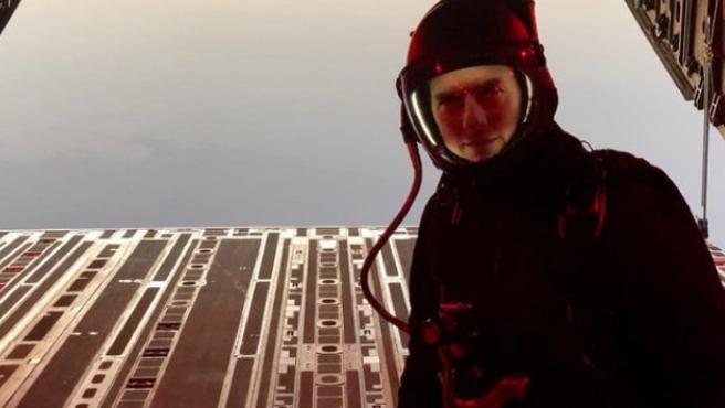 Así se hizo el impactante salto HALO de Tom Cruise en 'Misión: Imposible - Fallout'
