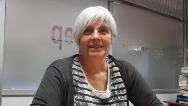 La alcaldesa de Badalona, Dolors Sabater, en una foto de archivo.