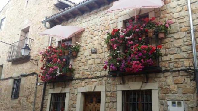 Balcones de Sigüenza