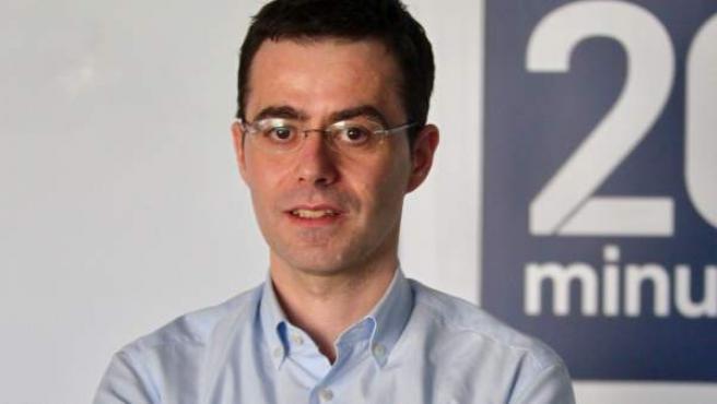 Jesús Morales, subdirector de Información de '20minutos'.