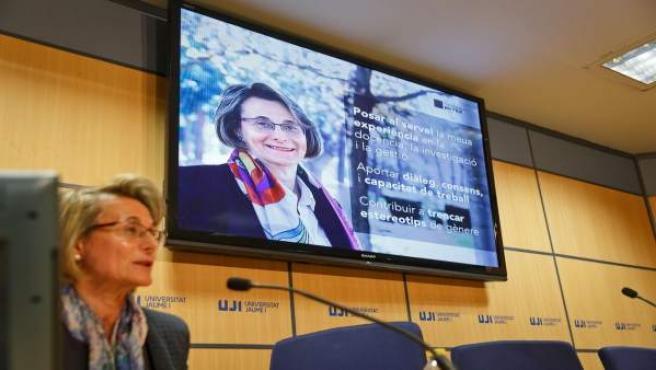 Eva Alcón, nova rectora de la Jaume I