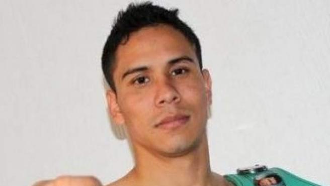 Gilberto Parra, el boxeador mexicano asesinado a tiros.