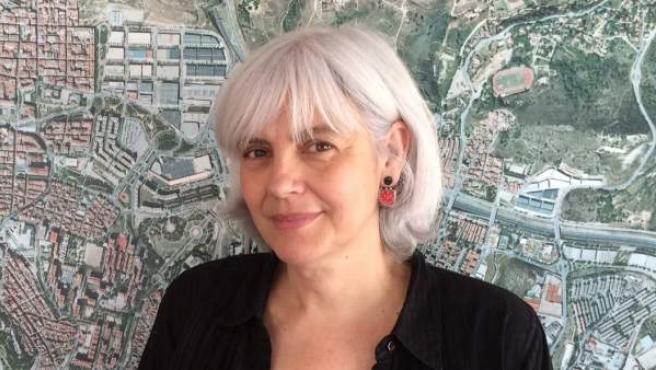 La alcaldesa de Badalona, Dolors Sabater.