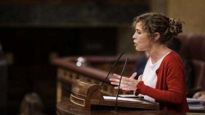 La diputada de Ciutadans Marta Martín