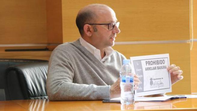 El concejal de El Ejido Manuel Gómez