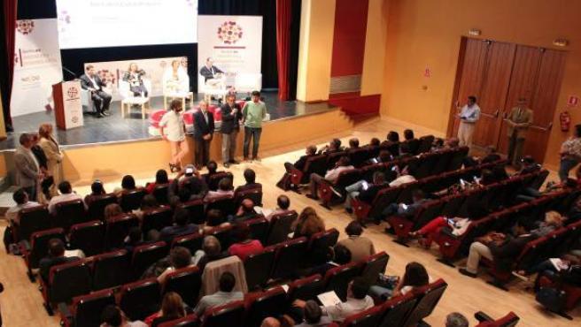 Unas 300 cooperativas y sociedades laborales participan en el Encuentro de Economía Social de Sevilla