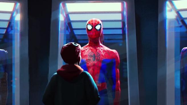 Conoce a Miles Morales: nuevo tráiler de 'Spider-Man: Un nuevo universo'