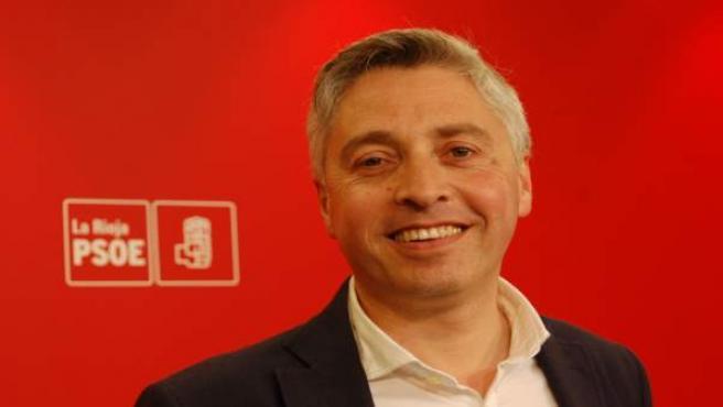 El secretario generla del PSOE, Francisco Ocón