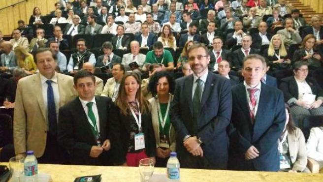 Inauguración del II Encuentro B2B de Cooperación.