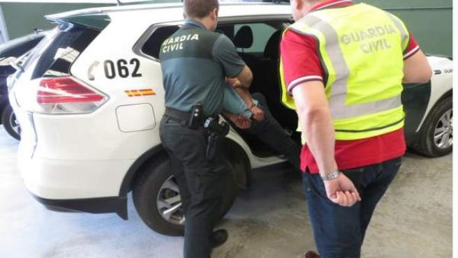 Traslado del detenido