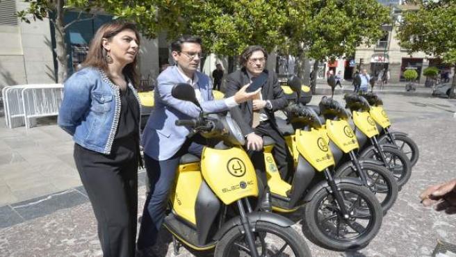 Presentación de nuevas motos eléctricas