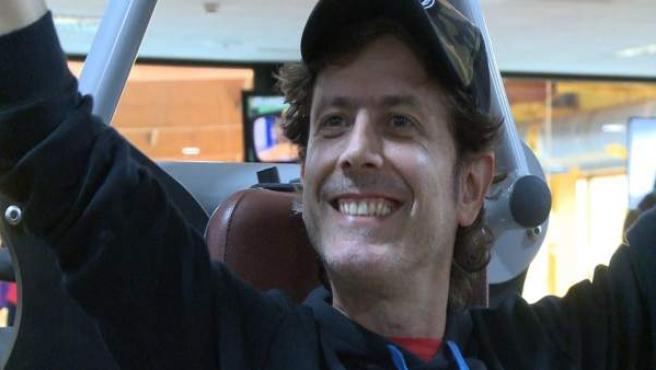 El cantautor argentino 'Coti'