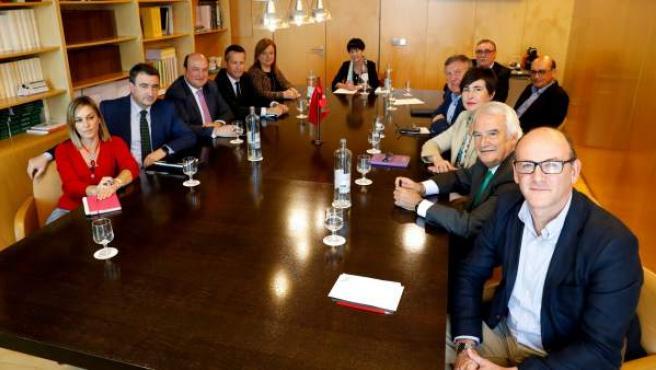 Reunión PNV