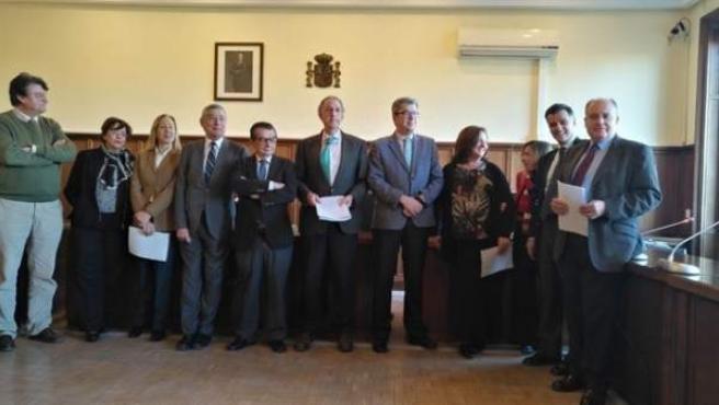 Magistrados de la Audiencia de Sevilla denuncian 'sobrecarga'