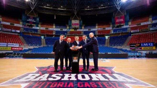 Acuerdo para la celebración de la 'Final Four'