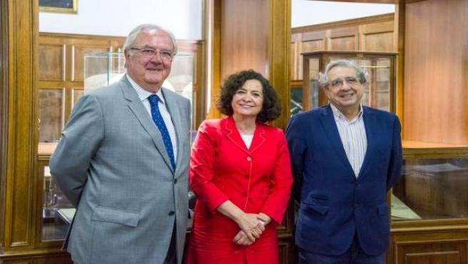 La UGR se incorpora al clúster Andalucía Smart City