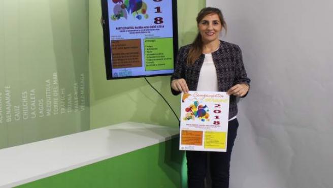 Np: Vélez Málaga Oferta 425 Plazas Para Los Campamentos De Verano Que Promueve S
