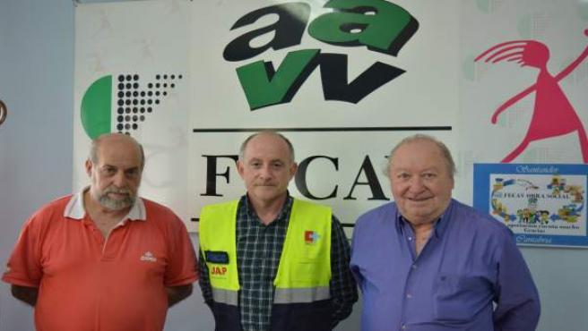 Reunión 061- SUAP con representantes de la FECAV
