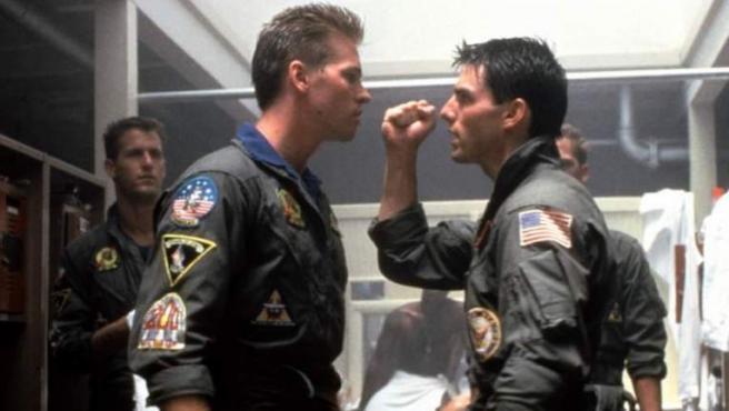 Val Kilmer también vuelve en la secuela de 'Top Gun'