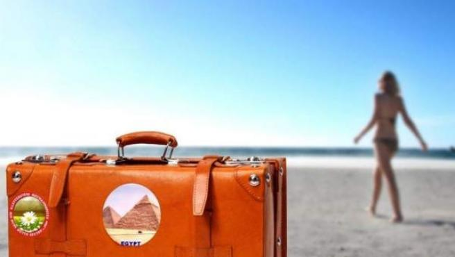 Hecha ya la maleta, a viajar.