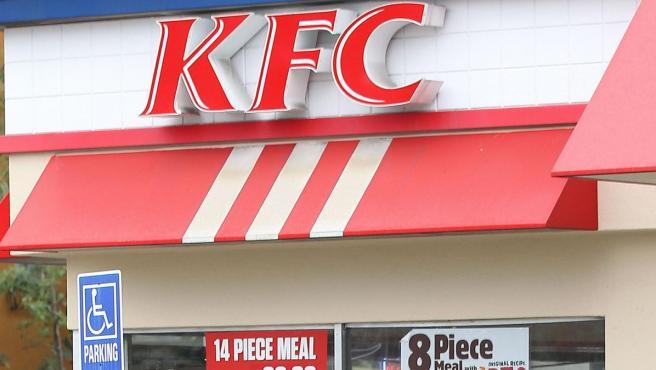 Imagen de archivo de un restaurante de la cadena de comida rápida KFC.