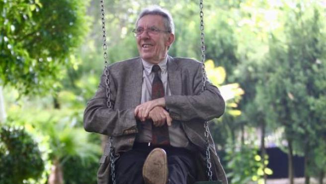 El Premio Nobel de Química Jean-Pierre Sauvage.