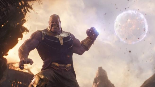 'Vengadores: Infinity War' alcanza los 2.000 millones de dólares en taquilla