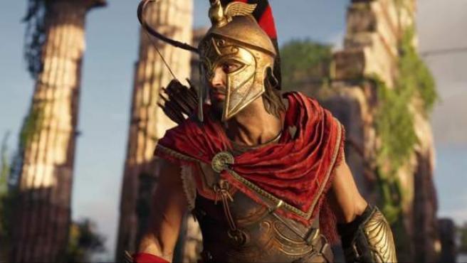 Imagen del videojuego 'Assassin's Creed: Odyssey'.