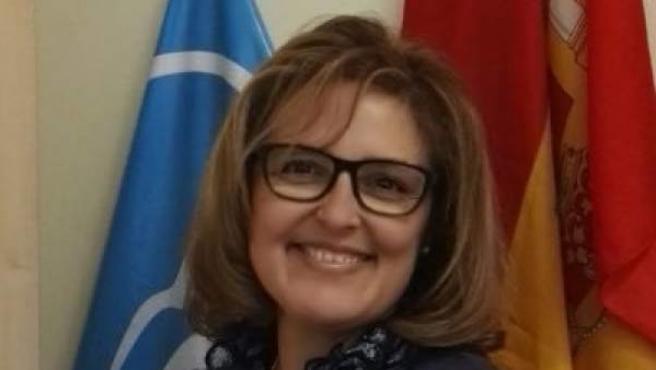 Rosa María Ganso, concejal del PP de la localidad madrileña de Pinto.