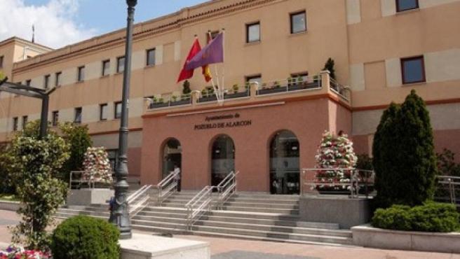 Ayuntamiento de la localidad madrileña de Pozuelo de Alarcón.